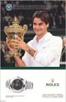 FedererRolex