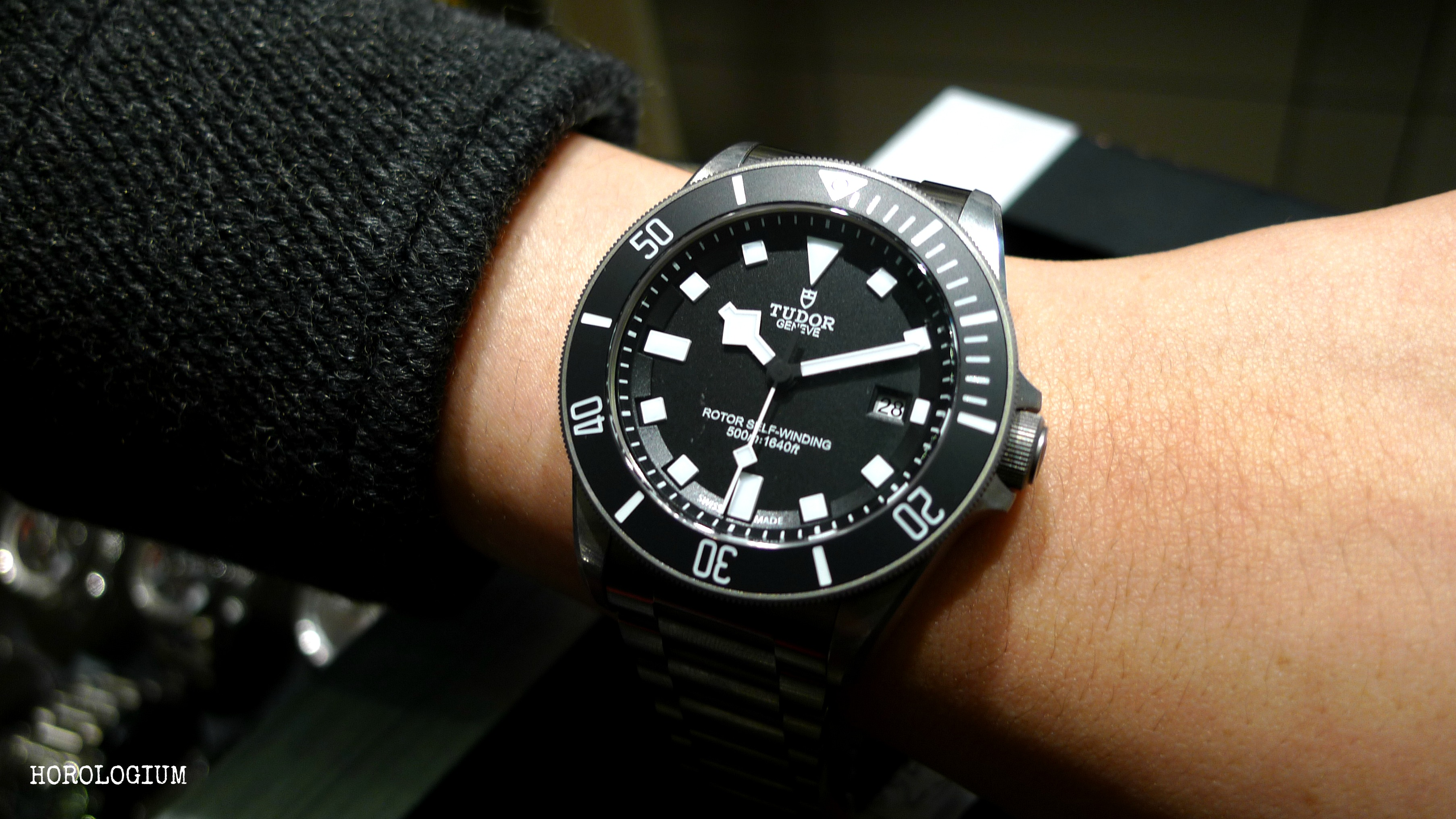 Tudor S Black Bay Vs Pelagos Horologium