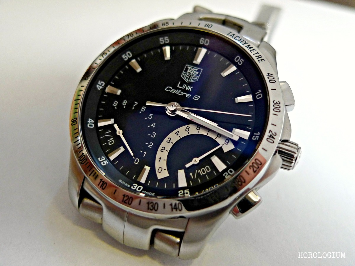 Tag: TAG Heuer's Electro-mechanical Link Calibre S