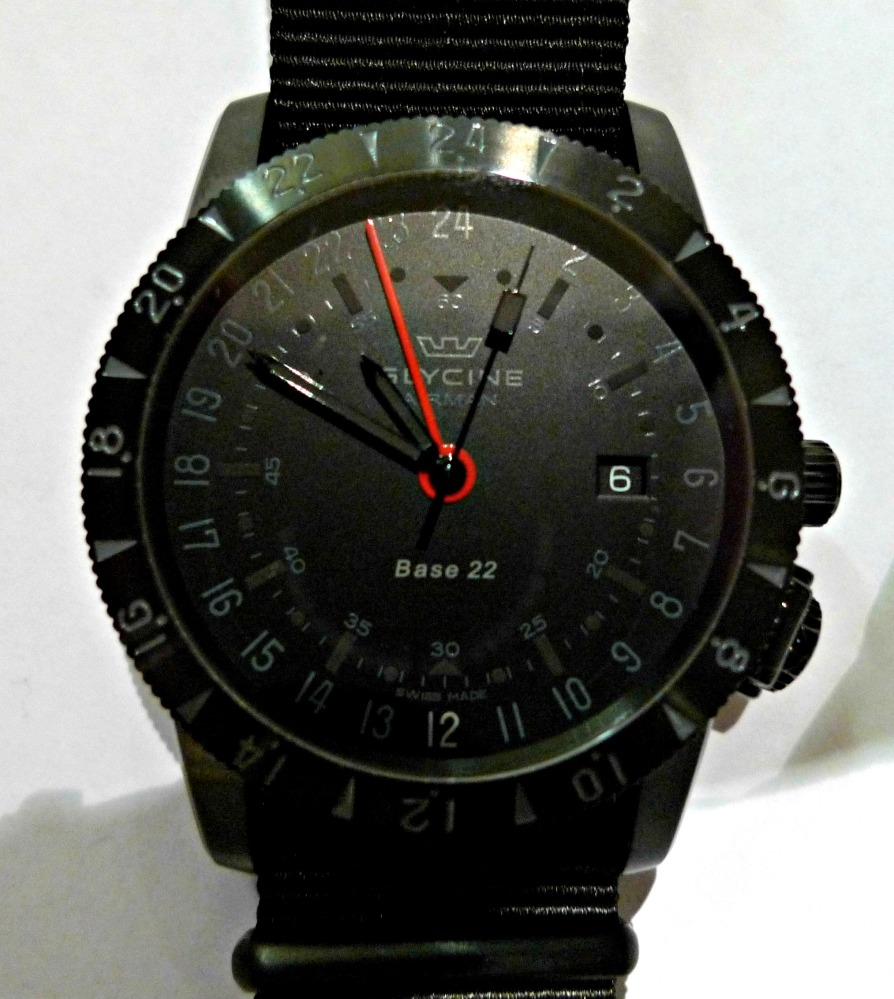Glycine Airman Base 22 Mystery