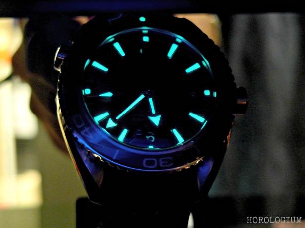 Omega Seamaster PO lume