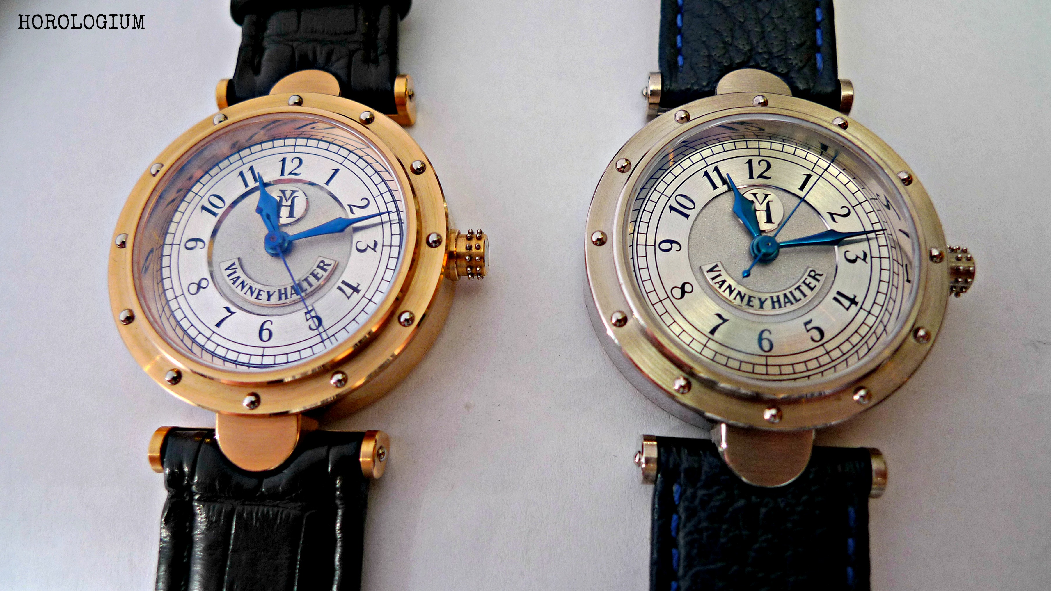 Photo essay a pair of vianney halter classics horologium