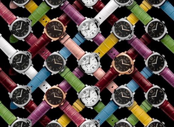 PR_OFFICINE PANERAI_Coloured straps - 1
