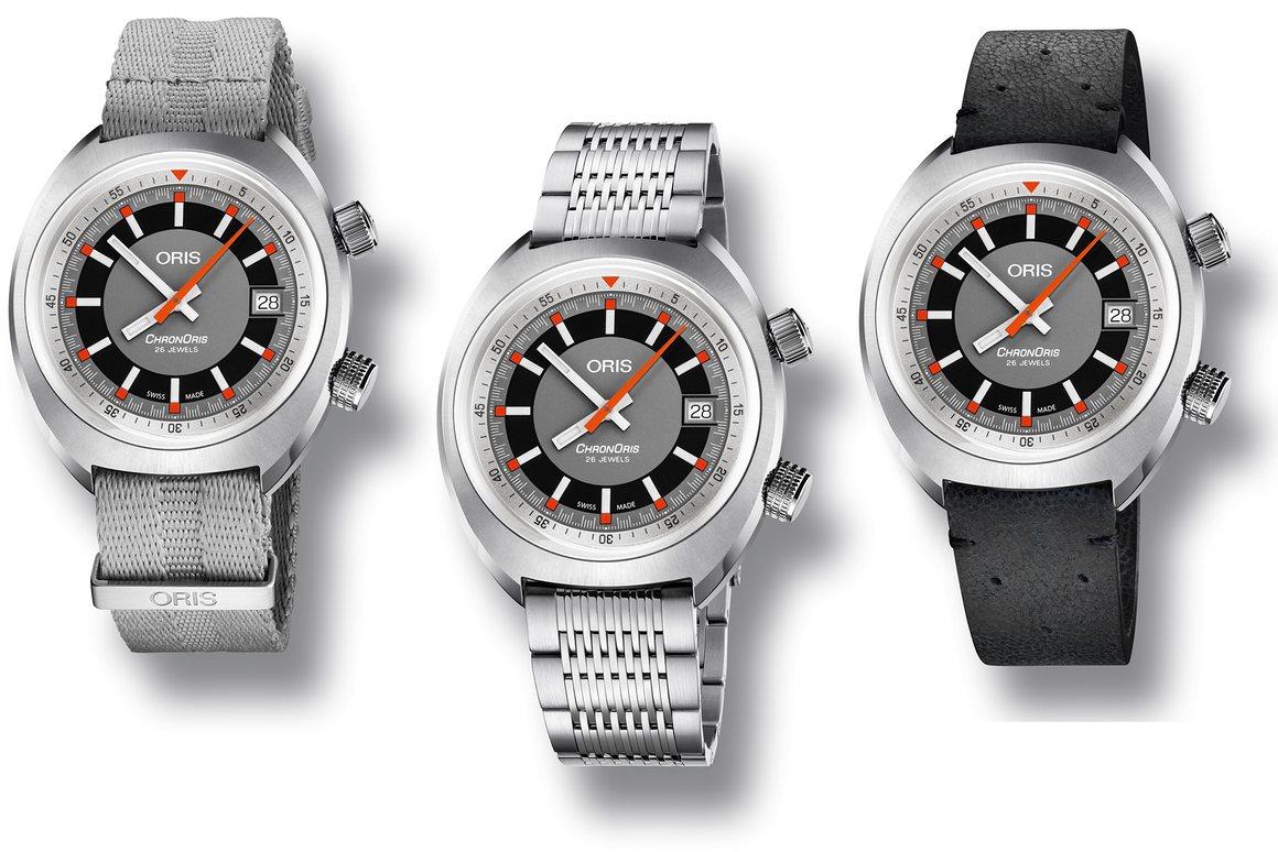 67377394084MB | Oris Chronoris | Men's Luxury Watches