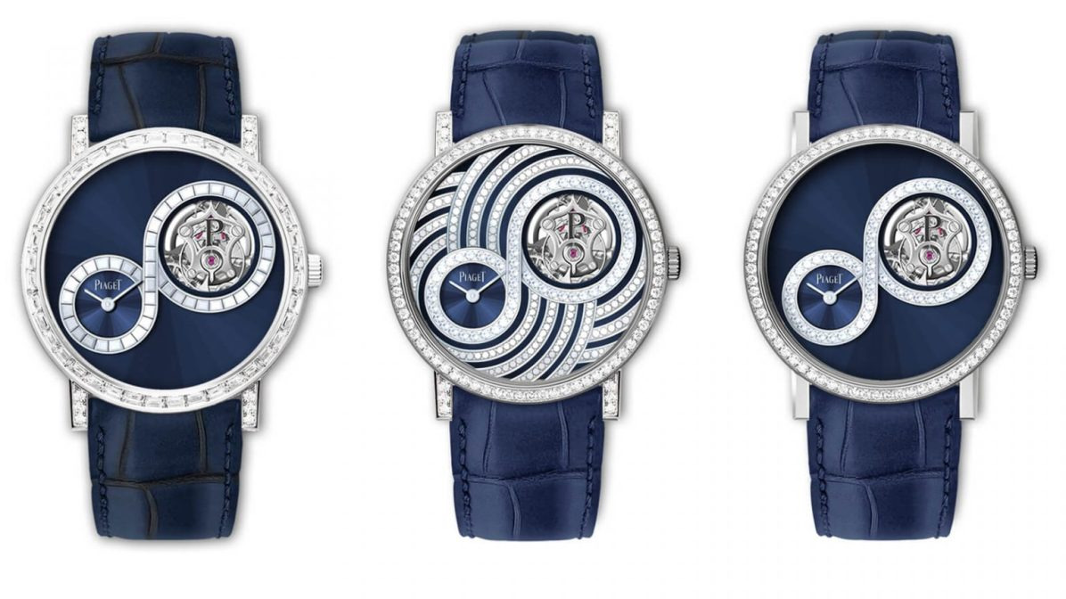 NEW: Piaget Altiplano Infinite Blue Collection